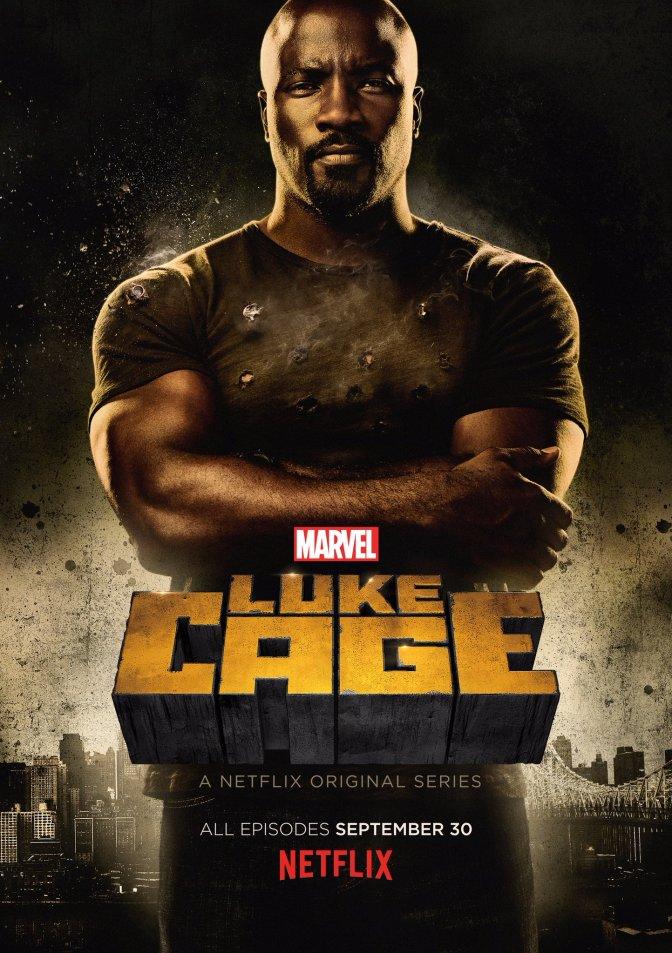 Luke Cage – Brand New Trailer!