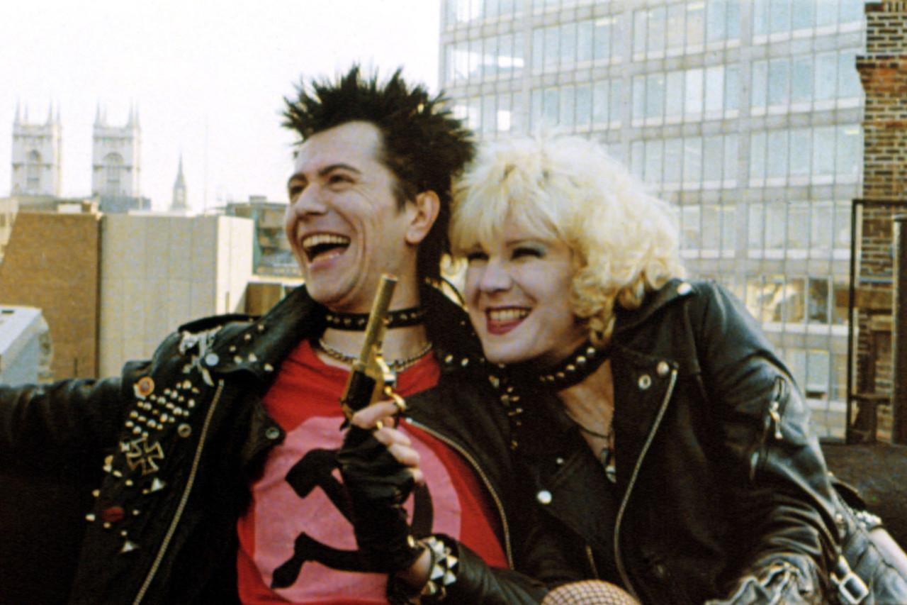 SID AND NANCY, Gary Oldman, Chloe Webb, 1986 Credit: Samuel Goldwyn Films/ Everett Collection