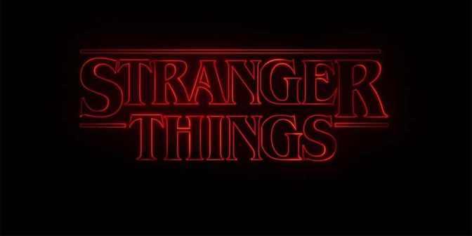 Stranger Things – The Weekend Binge