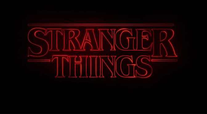 Stranger Things – The Weekend Binge