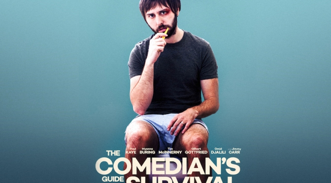 The Comedian's Guide to Survival – Brand New Trailer!