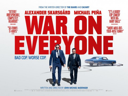 War On Everyone – Brand New Clip!