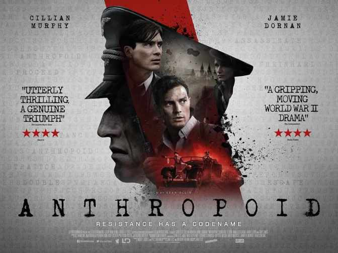 Anthropoid – Review