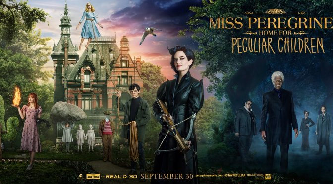 Miss Peregrine's Home for Peculiar Children – Review