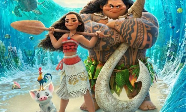 Moana – Brand New Trailer!