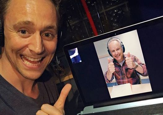 Early Man -Tom Hiddleston Announced