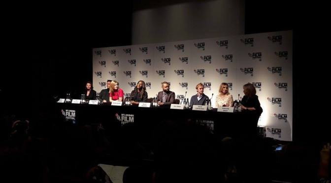 BFI London Film Festival: A United Kingdom – Press Conference
