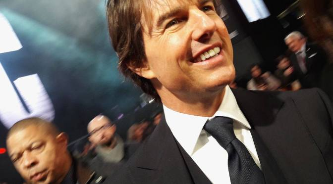 Tom Cruise and Cobie Smulders talk Jack Reacher at Never Go Back Premiere