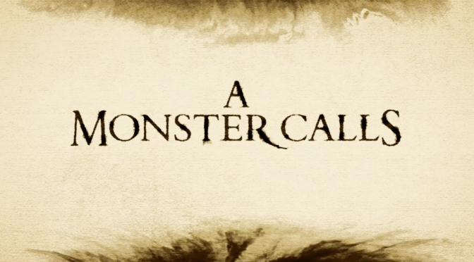 BFI London Film Festival: A Monster Calls – Review