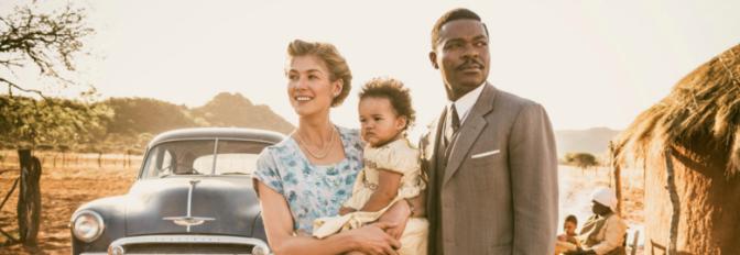 BFI London Film Festival: A United Kingdom – Review