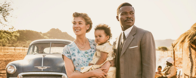 BFI London Film Festival: A United Kingdom – Review