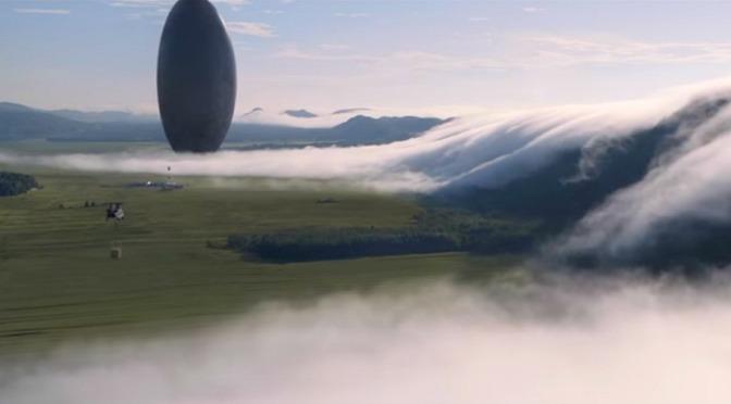 BFI London Film Festival: Arrival – Review