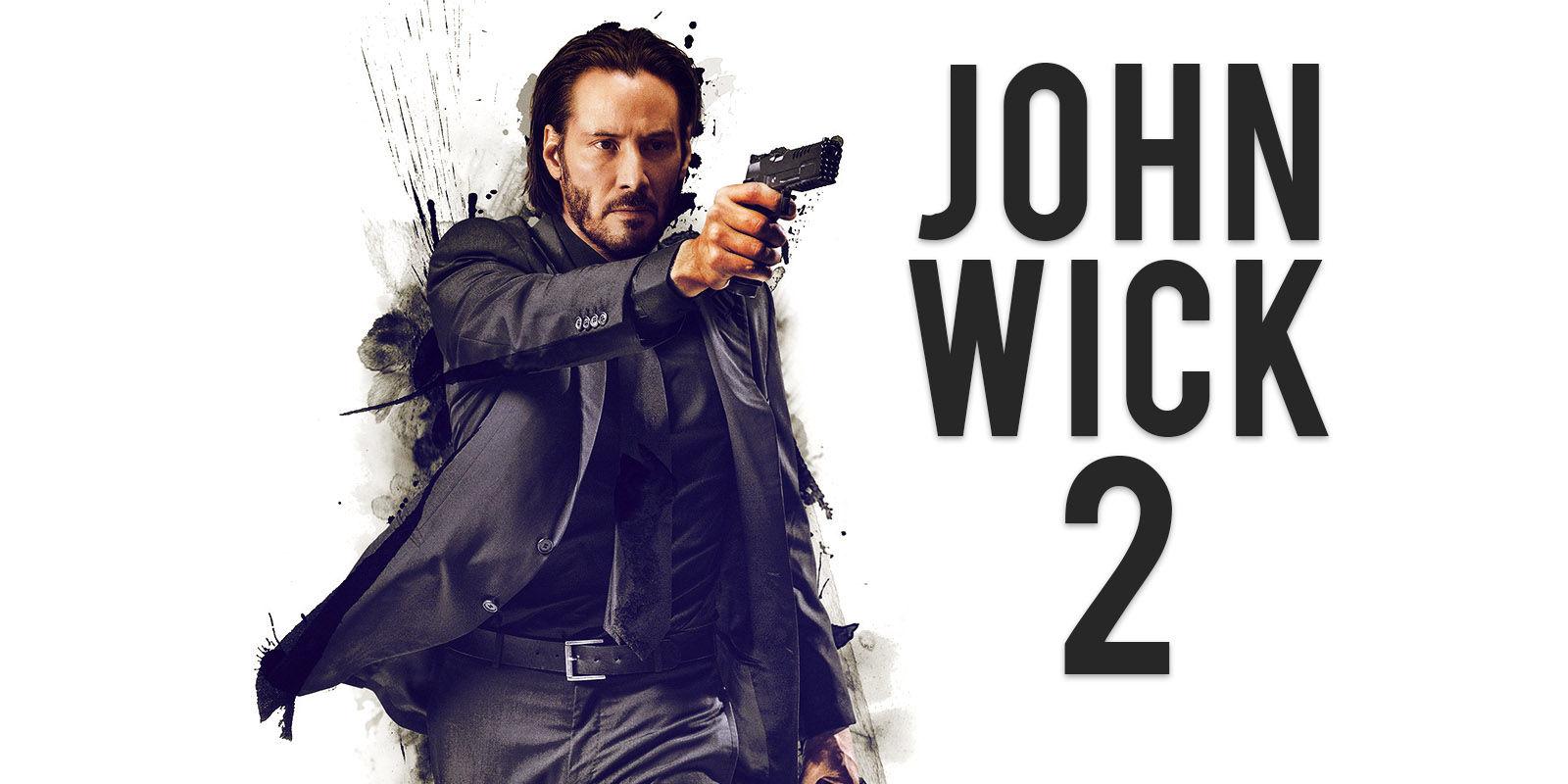 John Wick Chapter 2 Brand New Teaser
