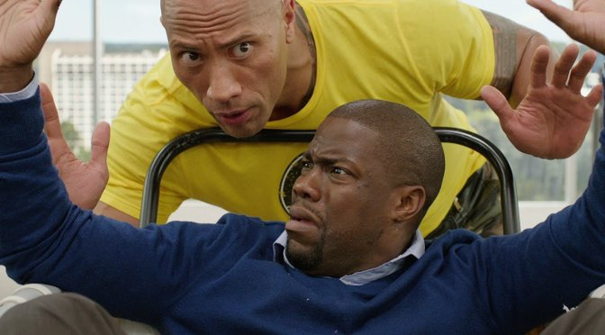 Central Intelligence – Born Again Actors!