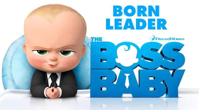 The Boss Baby – Brand New Trailers, Clips, & Featurettes!