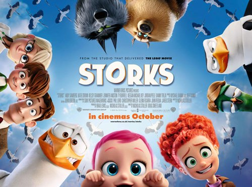 Storks – Competition