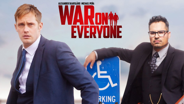 War on Everyone – Review