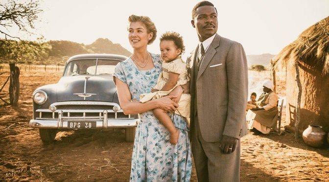 A United Kingdom – Review