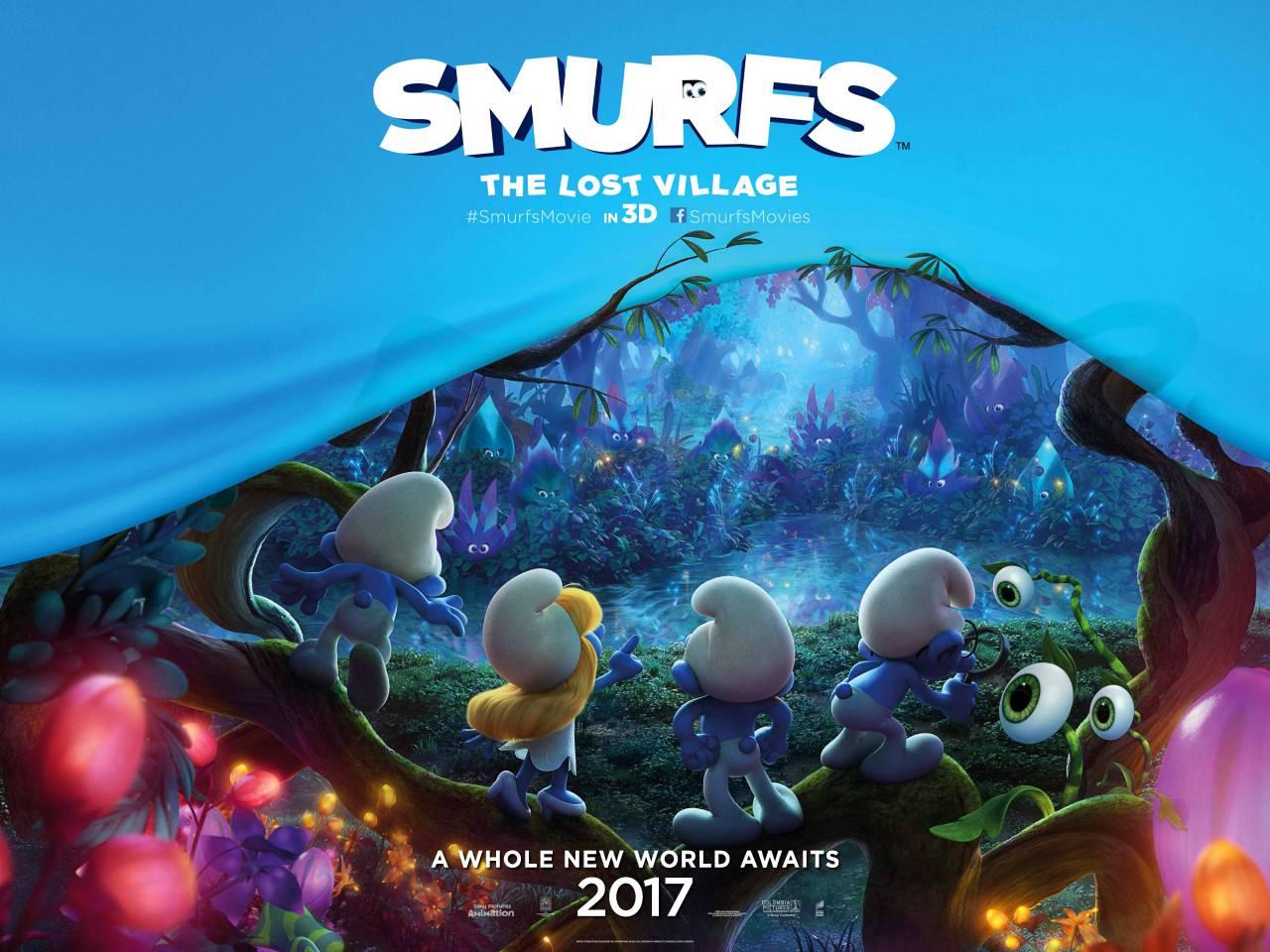 smurfs-lost-village-poster