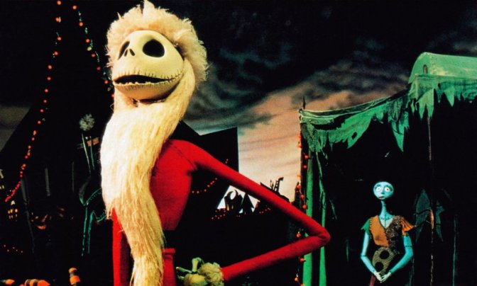 Nightmare Before Christmas – Jack's Mid-Life Crisis