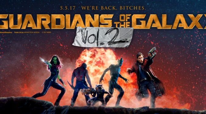 Guardians of the Galaxy Vol. 2 – New Teaser