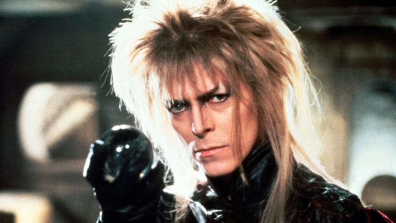Labyrinth (1986) Directed by Jim HensonShown: David Bowie