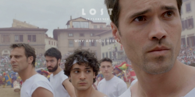 Lost in Florence – Brand New Trailer!