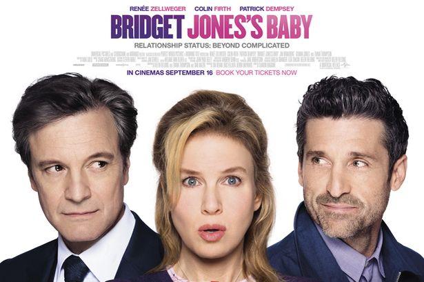 Bridget Jones's Baby – DVD & Blu-Ray Review!