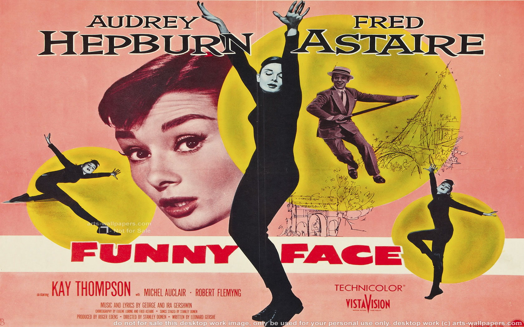 In Awe of Audrey: Funny Face (1957)