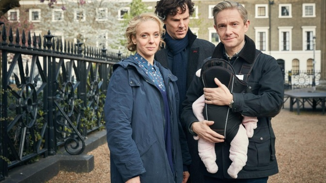 "Sherlock: Season 4, Episode 1 – ""The Six Thatchers"" Review"