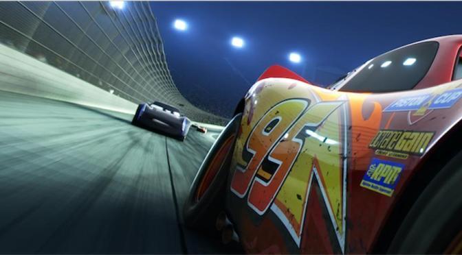 Cars 3 – Brand New Trailer!