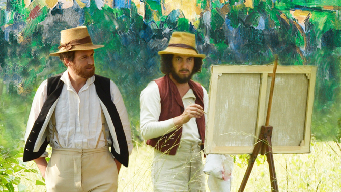 Cézanne and I – Brand New Trailer!
