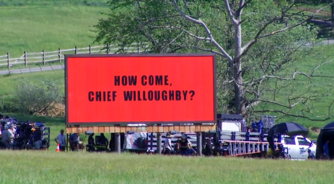 Three Billboards Outside Ebbing, Missouri – Brand New Trailer & Clips!