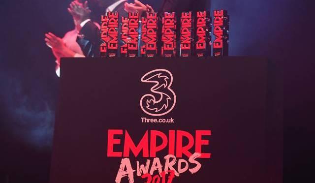 Three Empire Awards 2017 – The Winners