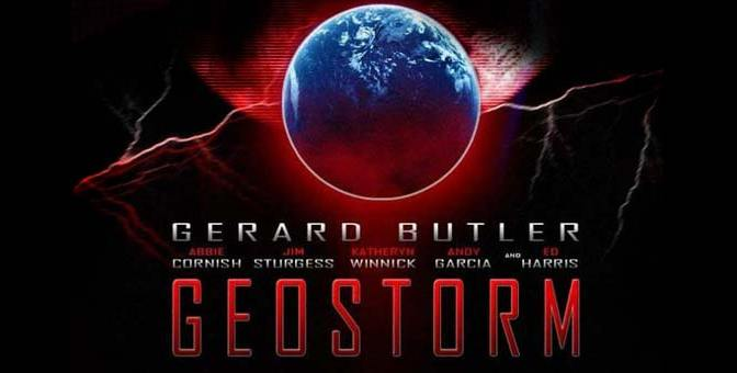 Geostorm – Brand New Trailer!