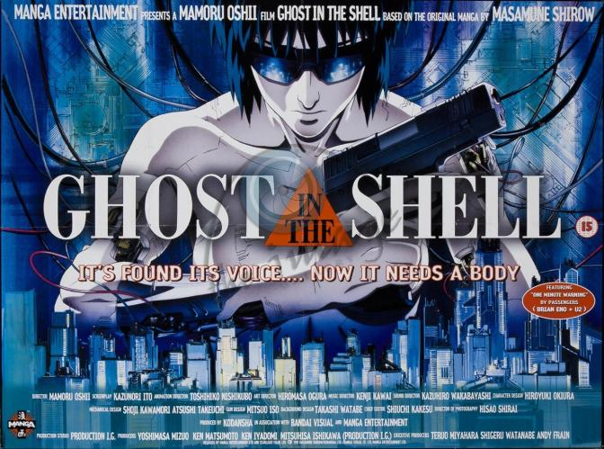 Ghost in the Shell (1995)- Review