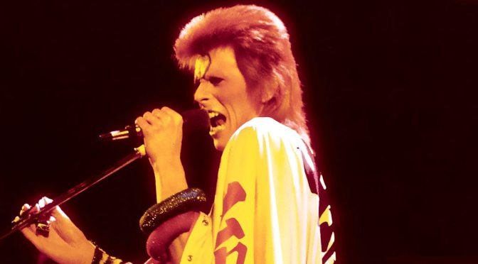 Ziggy Stardust and the Spiders from Mars – Review