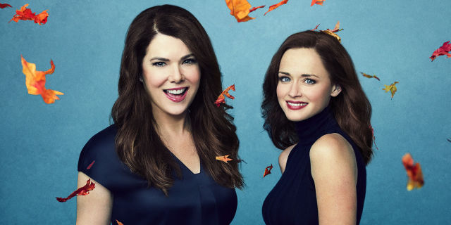 The Weekend Binge: Gilmore Girls