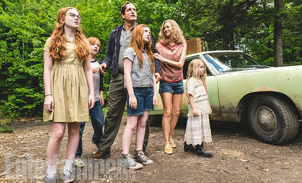 The Glass Castle – Brand New Trailer & Clips!