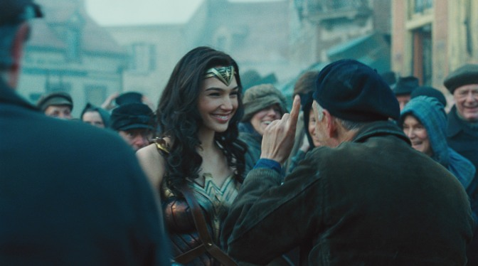 Wonder Woman – Interview Clips!