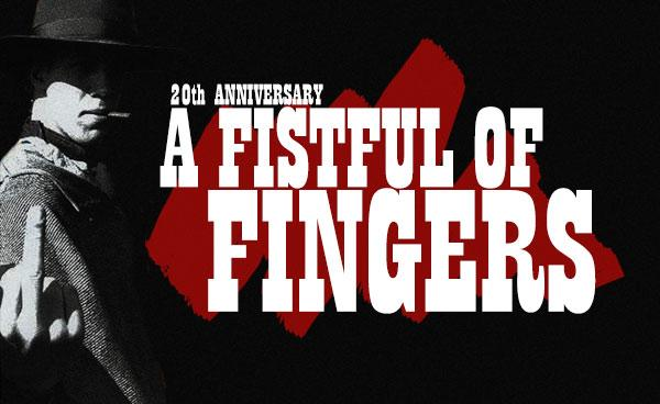 Edgar Wright Day: A Fistful of Fingers (1995)  – Review