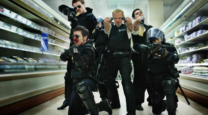 Edgar Wright day: Hot Fuzz (2007) – Review