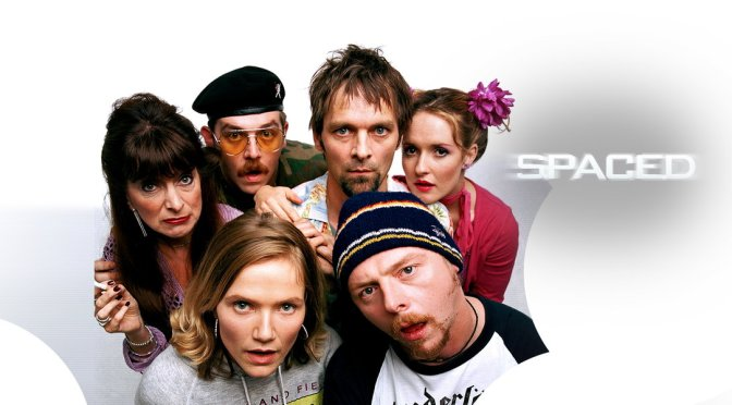 The Weekend Binge – Spaced