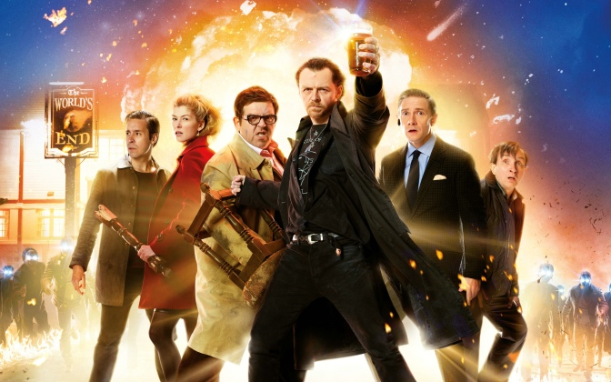 Edgar Wright Day: The World's End (2013) – Review