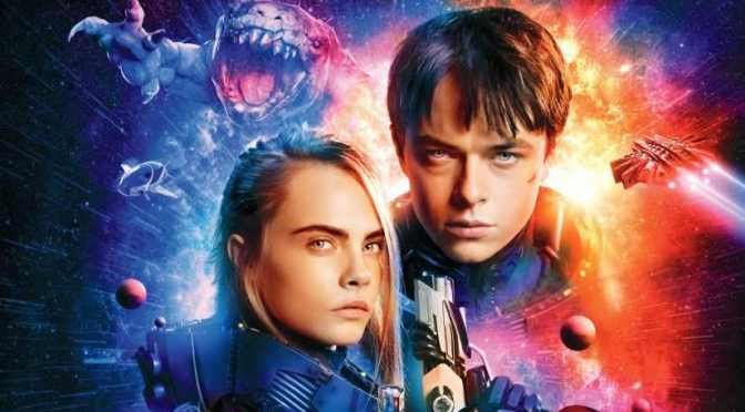 Valerian and the City of a Thousand Planets – Review