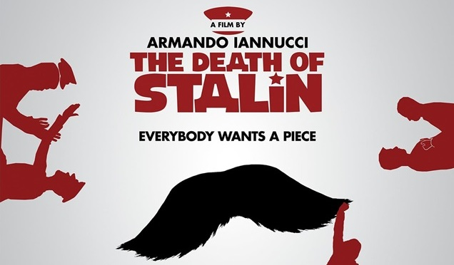 The Death of Stalin – Brand New Trailer!