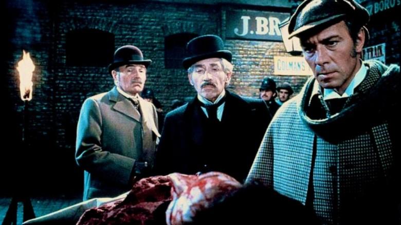 Image result for Christopher Plummer Sherlock