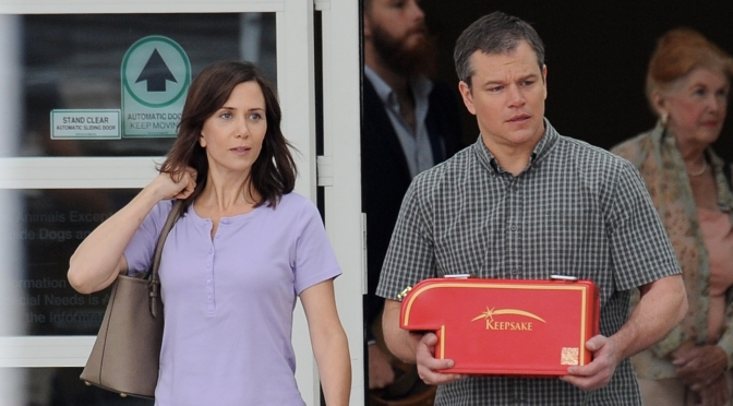 Downsizing – Brand New Trailer & Clips!