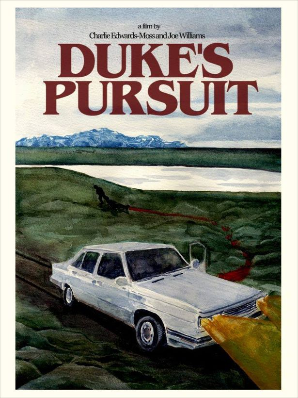 Ritzy Shorts: Charlie Edwards-Moss & 'Duke's Pursuit' Interview!