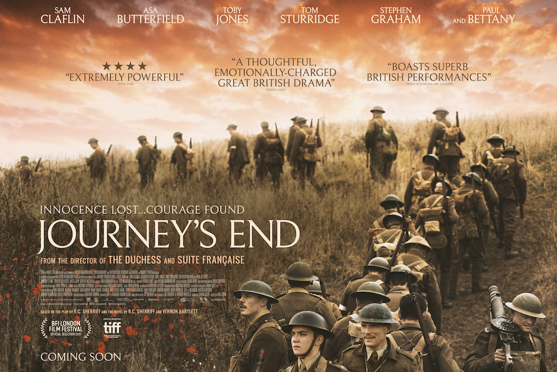 Journey's End – Brand New Trailer!